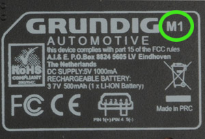 grundig gps the right way. Black Bedroom Furniture Sets. Home Design Ideas